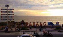 Kota Padang Targetkan 5,6 Juta Wisatawan