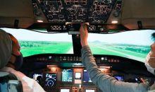 Boleh Juga Nih, Coba Simulator Pesawat Garuda Indonesia