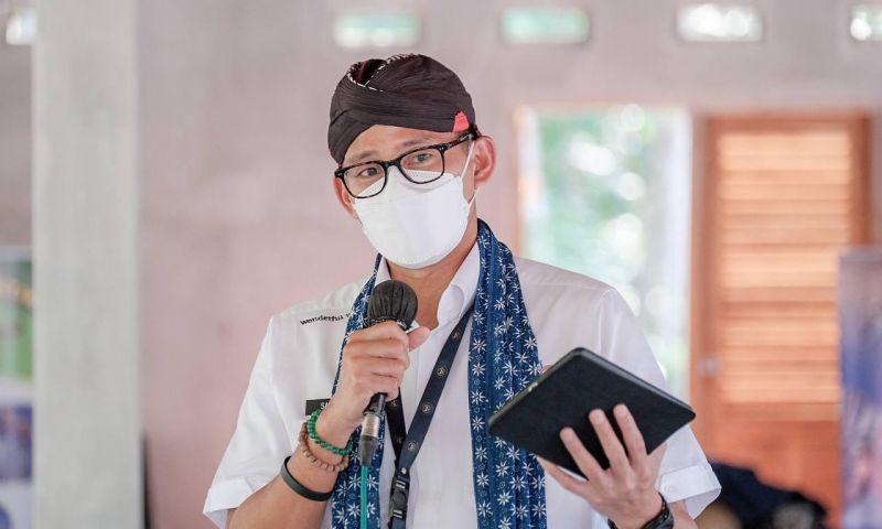 Dana Hibah Pariwisata Naik, Biro Perjalanan Masuk dalam Skema Bantuan