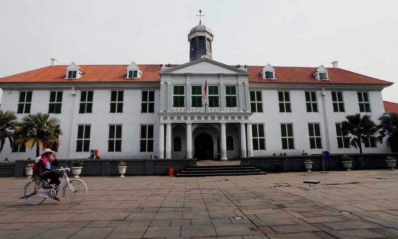 Kawasan Kota Tua dan Sunda Kelapa Bakal Direvitalisasi