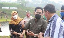 Menteri Desa PDTT Ingatkan Desa Wisata untuk Patuhi Protokol Kesehatan