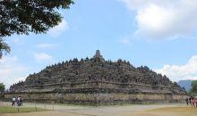 Candi Borobudur Ditutup Sementara