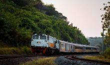 Jadwal Kereta Jarak Jauh yang Batal Berangkat Selama PPKM Darurat