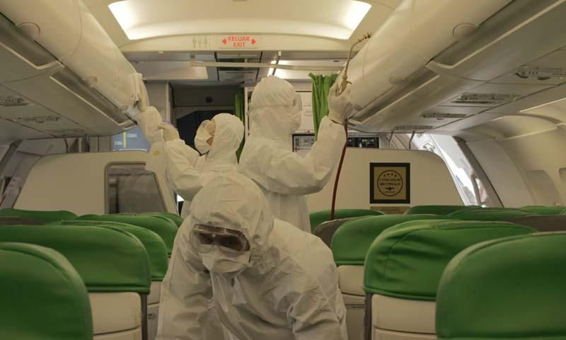 Citilink Luncurkan Royal Green untuk Kenyamanan Penumpang di Masa Pandemi