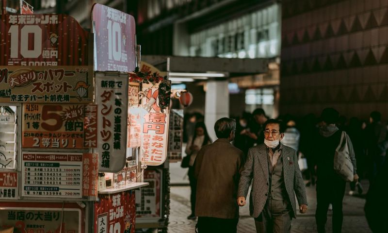 Jepang Perpanjang Lockdown hingga Pertengahan September
